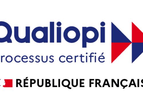 E-LIGHT certifié Qualiopi